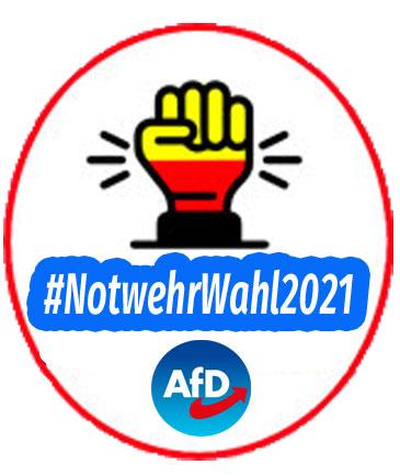 Notwehrwahl 2021